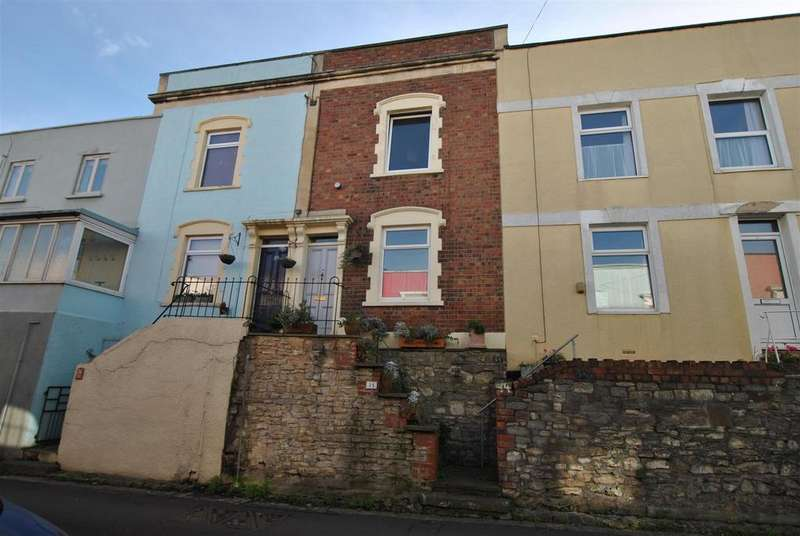 2 Bedrooms House for sale in Eldon Terrace, Windmill Hill, Bristol