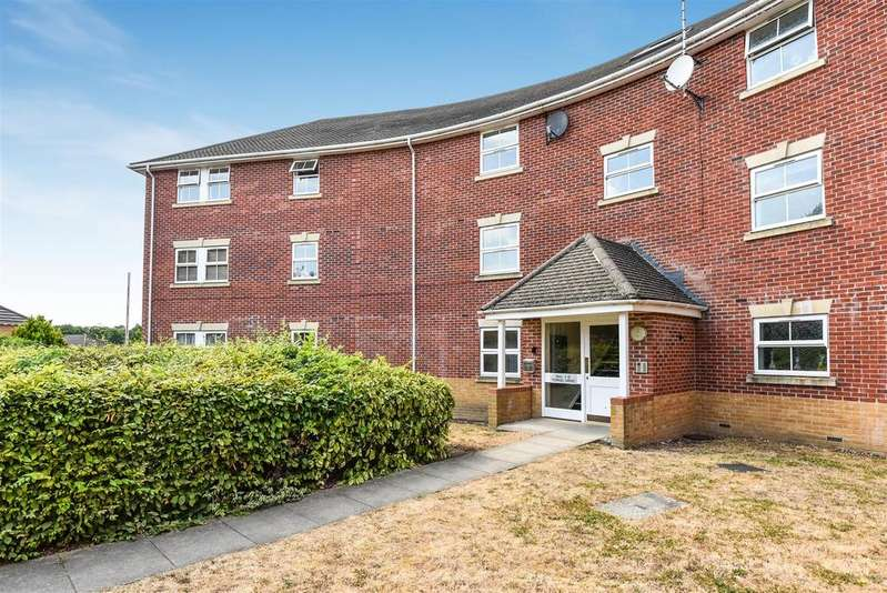 2 Bedrooms Apartment Flat for sale in Turing Drive, Bracknell, RG12 7GF