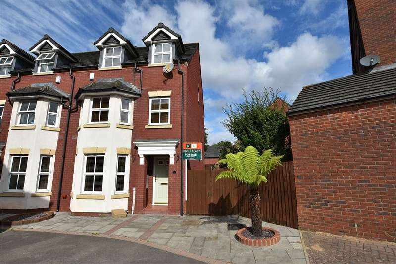 3 Bedrooms Semi Detached House for sale in 51 Vowles Close, Wraxall, Bristol, North Somerset