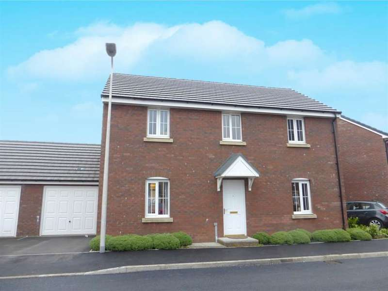 4 Bedrooms Detached House for sale in Dyffryn Y Coed, Church Village, Pontypridd