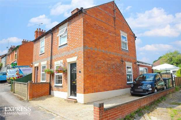 2 Bedrooms Semi Detached House for sale in The Folly, Newbury, Berkshire