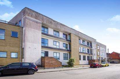 1 Bedroom Flat for sale in The Edge, Waters Road, Kingswood, Bristol