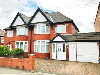 2 Bedrooms Semi Detached House for sale in Park Road South, Newton-Le-Willows, Merseyside