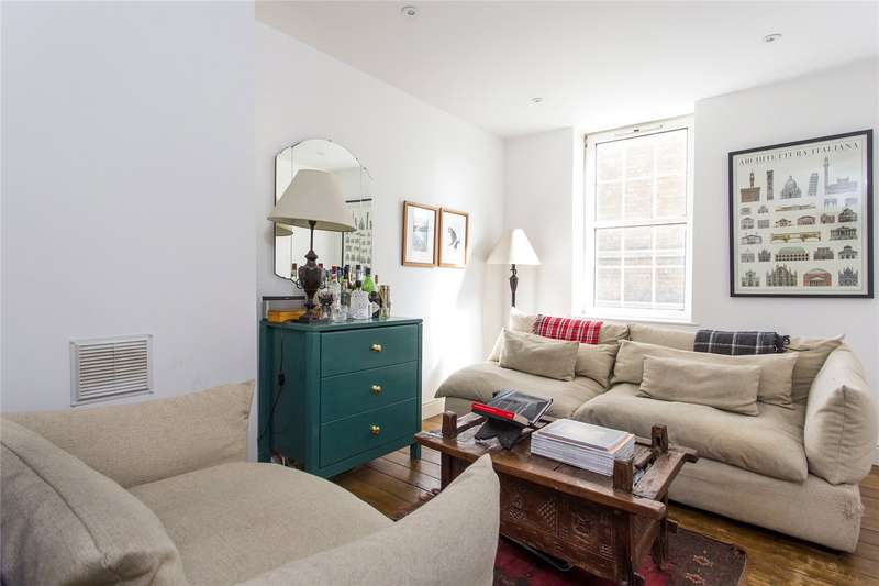 2 Bedrooms Flat for sale in Cambridge Heath Road, Bethnal Green, E2