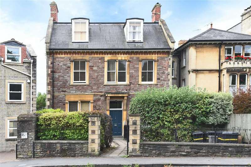 3 Bedrooms Apartment Flat for sale in Redland Road, Bristol, Somerset, BS6