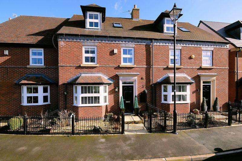 4 Bedrooms House for sale in Stalbridge Drive, Sandymoor