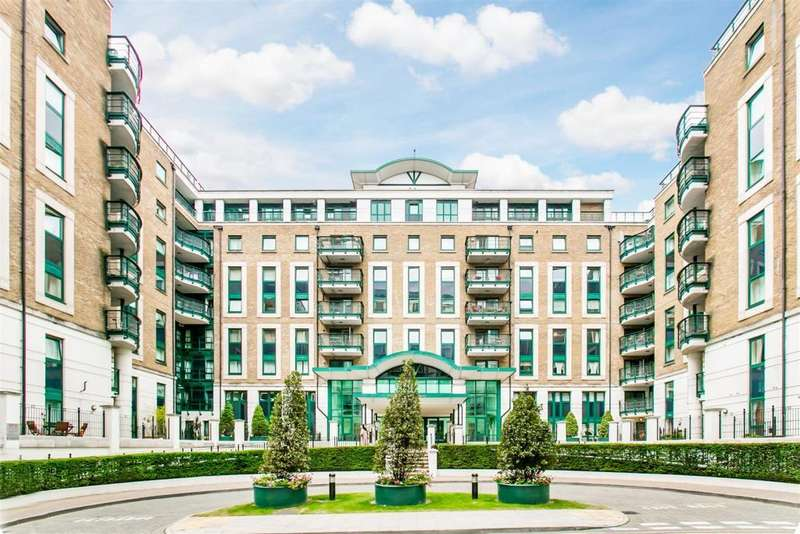 2 Bedrooms Apartment Flat for sale in Warren House, Beckford Close, Kensington, London W14
