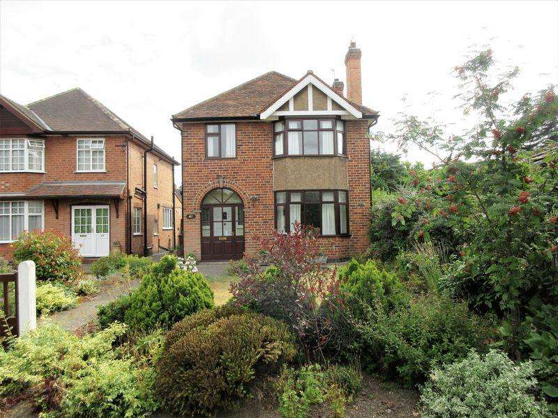 3 Bedrooms Detached House for sale in Leicester Road, Quorn
