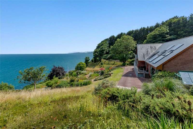 5 Bedrooms Detached House for sale in Teignmouth Road, Shaldon, Devon