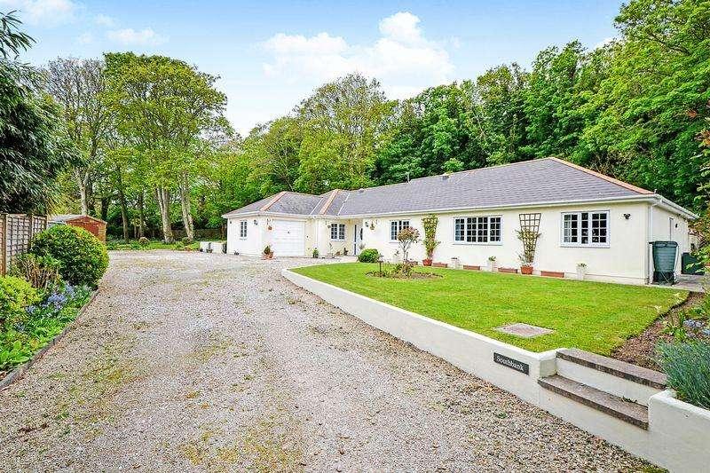 4 Bedrooms Detached Bungalow for sale in Perrancoombe - Bungalow, Annex Plot