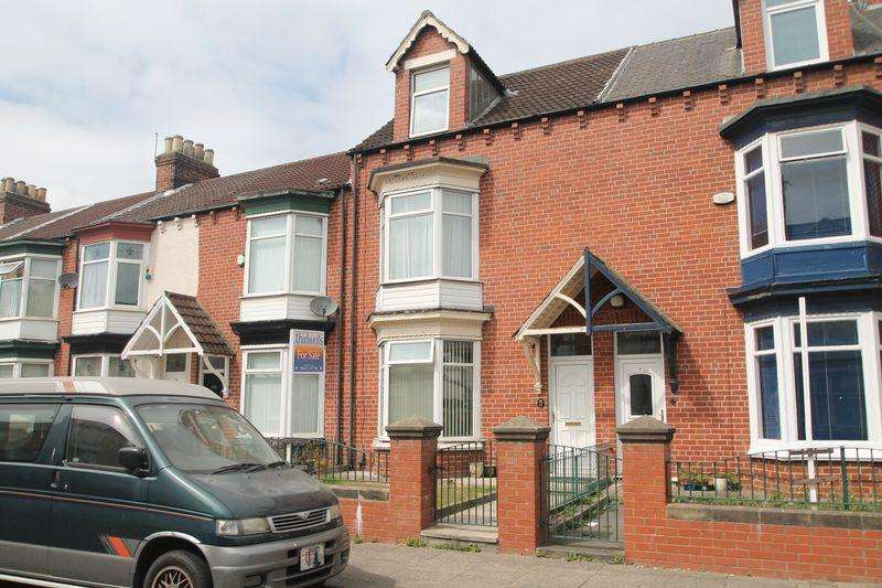 5 Bedrooms Terraced House for sale in Ayresome Street, Middlesbrough