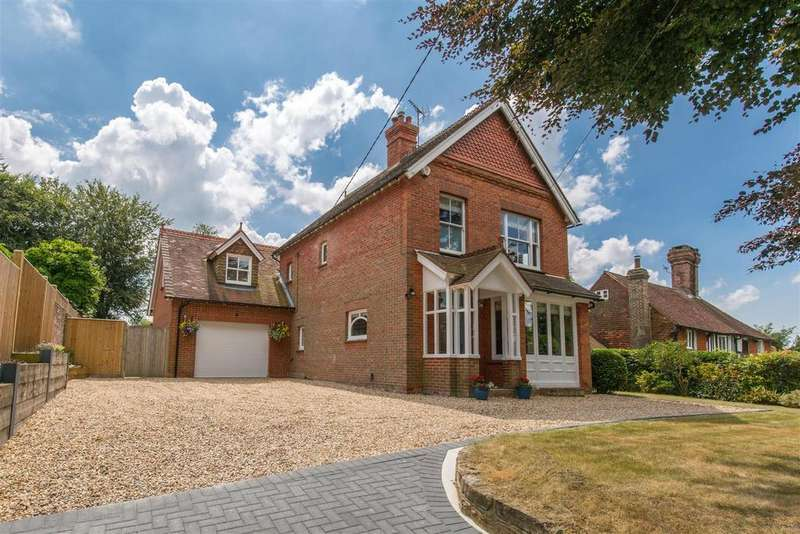 4 Bedrooms Detached House for sale in South Street, East Hoathly, Lewes
