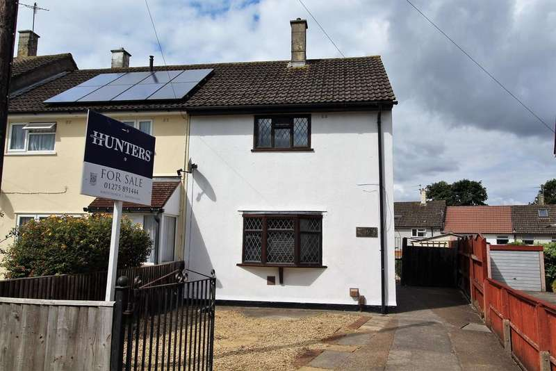 2 Bedrooms Semi Detached House for sale in Whittock Road , Stockwood , Bristol, BS14 8DF