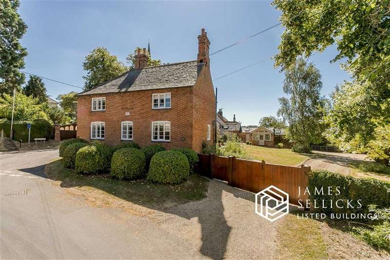 5 Bedrooms Detached House for sale in Main Street, Hungarton
