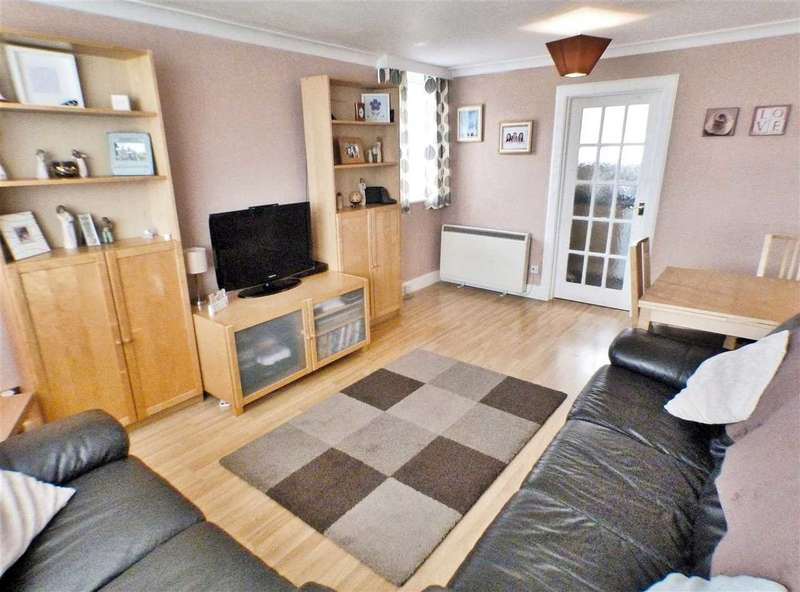 2 Bedrooms Apartment Flat for sale in Trinidad Way, Westwood, EAST KILBRIDE
