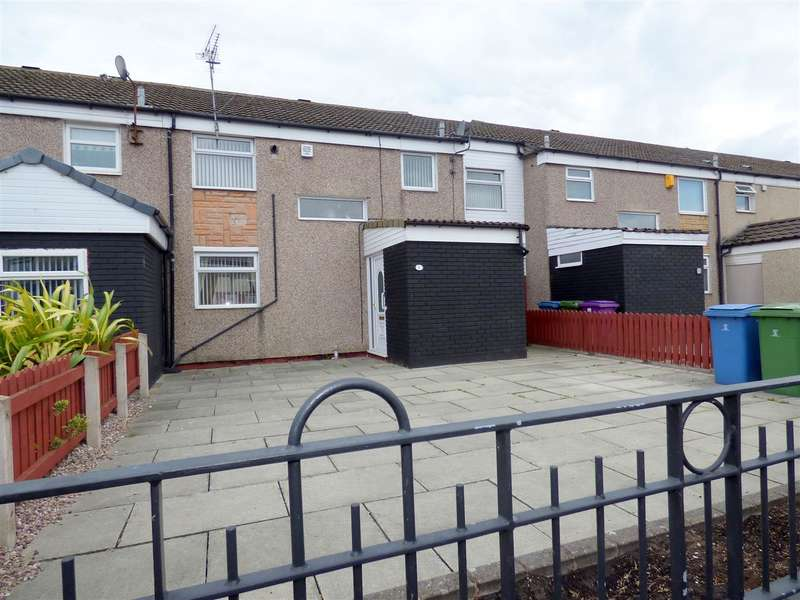 4 Bedrooms Terraced House for sale in Montreal Road, Netherley, Liverpool