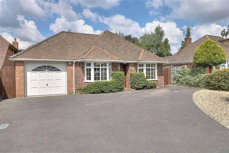 3 Bedrooms Detached Bungalow for sale in Sherwood Road, Hiltingbury, Chandlers Ford, Hampshire