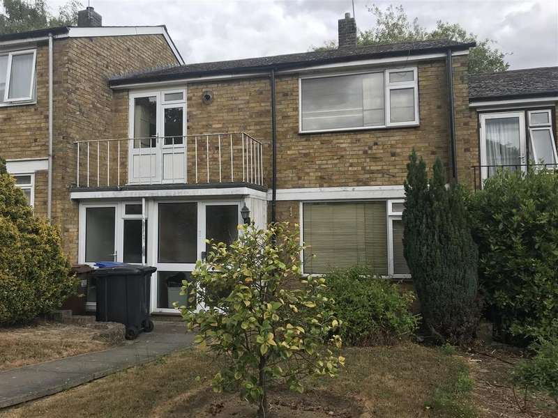 3 Bedrooms Terraced House for sale in Thrush Avenue, Hatfield