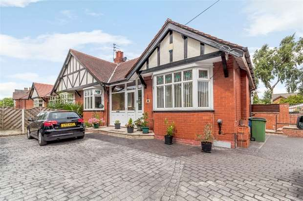 3 Bedrooms Semi Detached Bungalow for sale in Torkington Road, Hazel Grove, Stockport, Cheshire