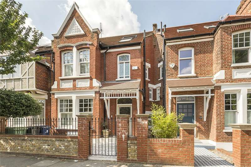 5 Bedrooms Terraced House for sale in Fairlawn Grove, London, W4