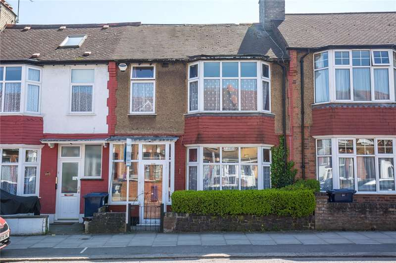 4 Bedrooms House for sale in Squires Lane, Finchley, London, N3