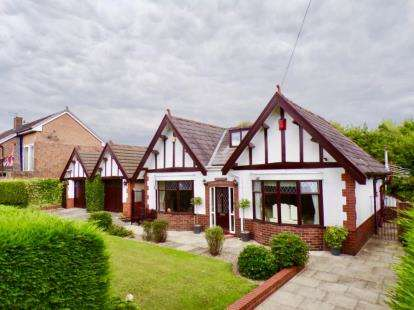 3 Bedrooms Bungalow for sale in Longsight Lane, Harwood, Bolton, Manchester