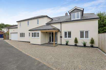 4 Bedrooms Detached House for sale in Rudby Bank, Hutton Rudby, Yarm, North Yorkshire