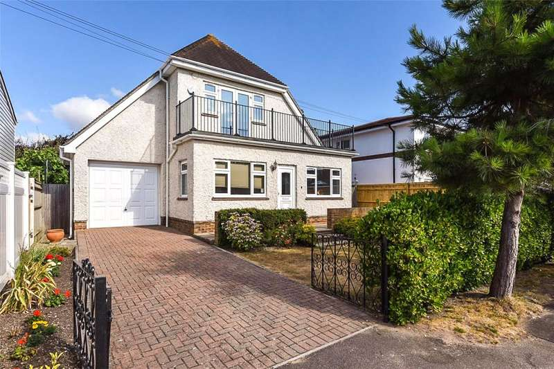 5 Bedrooms Detached House for sale in West Drive, Elmer, Middleton-on-Sea, West Sussex, PO22