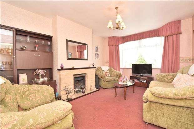 2 Bedrooms Semi Detached Bungalow for sale in Shellards Road, Longwell Green, BS30 9DU