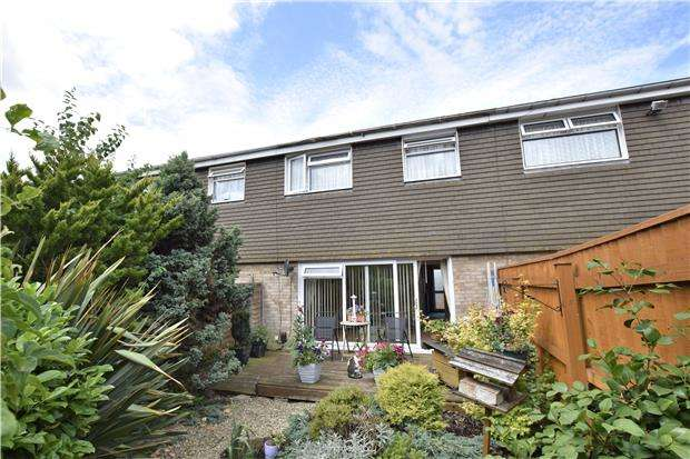 3 Bedrooms Terraced House for sale in Albany Way, Warmley, BS30 8UA
