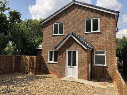 4 Bedrooms Detached House for sale in Park View, Stevenage, Hertfordshire