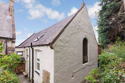 2 Bedrooms End Of Terrace House for sale in Station Road, Langbank