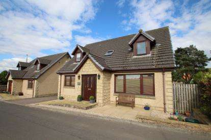 5 Bedrooms Detached House for sale in Lathrisk Road, Newton Of Falkland