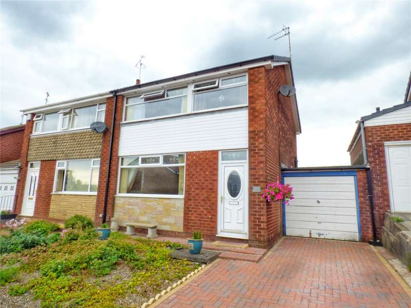4 Bedrooms Semi Detached House for sale in Redwood Lane, Lees, Oldham, Greater Manchester, OL4