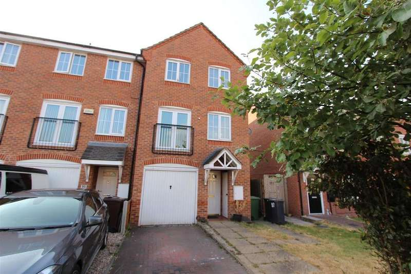 3 Bedrooms Property for sale in Oxford Grove, Birmingham