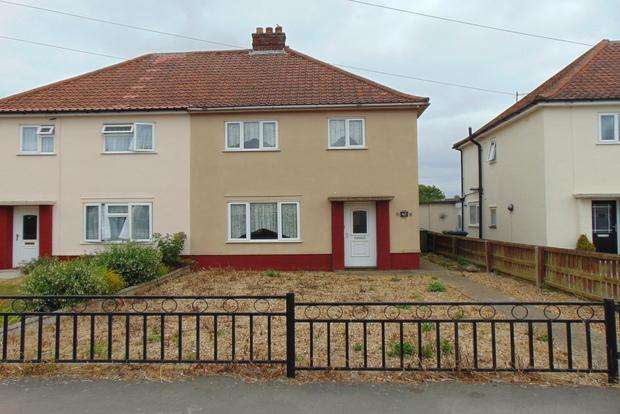 3 Bedrooms Semi Detached House for sale in Westbourne Road, Chatteris, PE16
