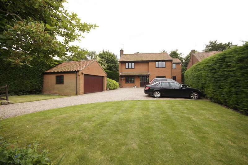 4 Bedrooms Detached House for sale in Chapel Lane, Harmston