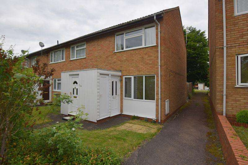 2 Bedrooms Maisonette Flat for sale in Rowle Close, Stantonbury, Milton Keynes