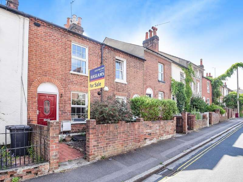 2 Bedrooms Terraced House for sale in St. Johns Street, Reading, RG1