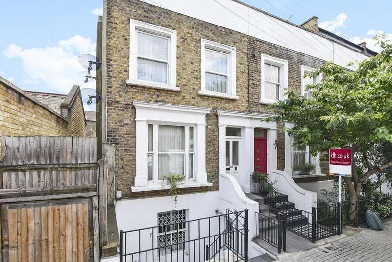 1 Bedroom Flat for sale in Banbury Street, Battersea