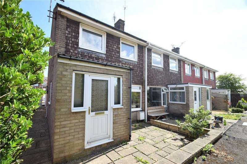 3 Bedrooms Terraced House for sale in Melrose Avenue, Murton, Co.Durham, SR7