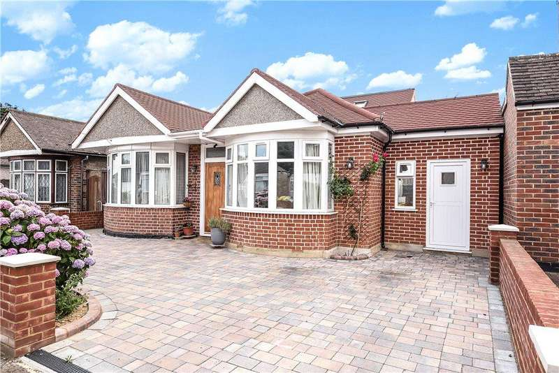 6 Bedrooms Detached Bungalow for sale in Sunnydene Avenue, Ruislip, Middlesex, HA4
