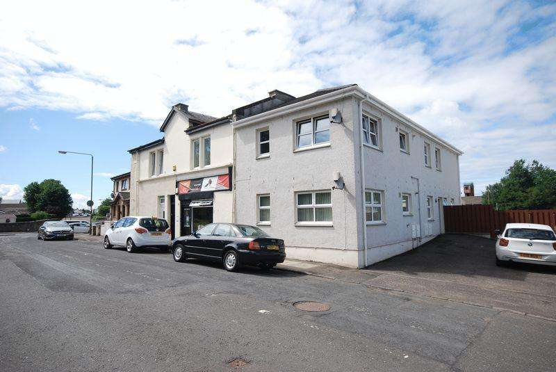 2 Bedrooms Ground Flat for sale in 34 Old Street, Kilmarnock, KA1 4DX
