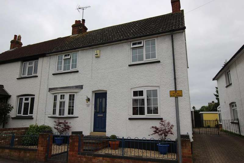 4 Bedrooms Semi Detached House for sale in House Lane, Arlesey, SG15