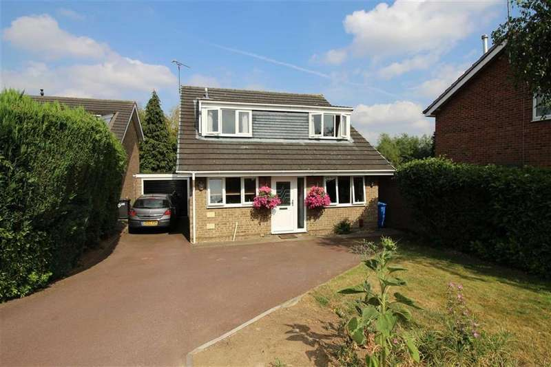 4 Bedrooms Detached House for sale in Lambourn Drive, Allestree, Derby