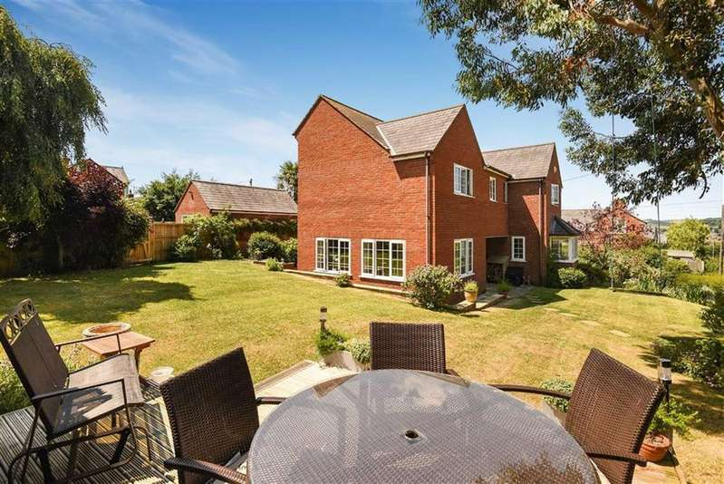 5 Bedrooms Detached House for sale in Green Lane, Bridport, Dorset, DT6