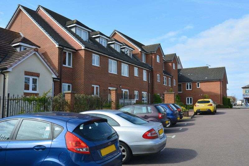 1 Bedroom Property for sale in Eden Court, Milton Keynes, MK2 2AQ