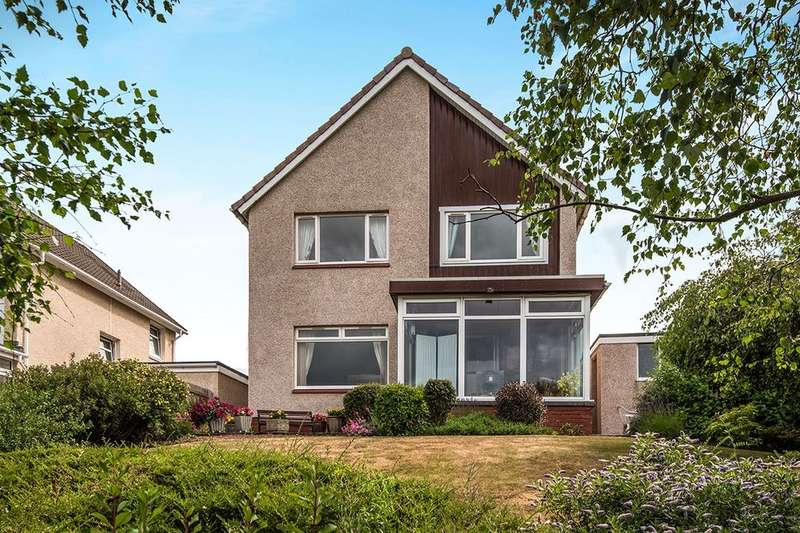 3 Bedrooms Detached House for sale in Waverley Crescent, Greenfaulds, Cumbernauld, G67