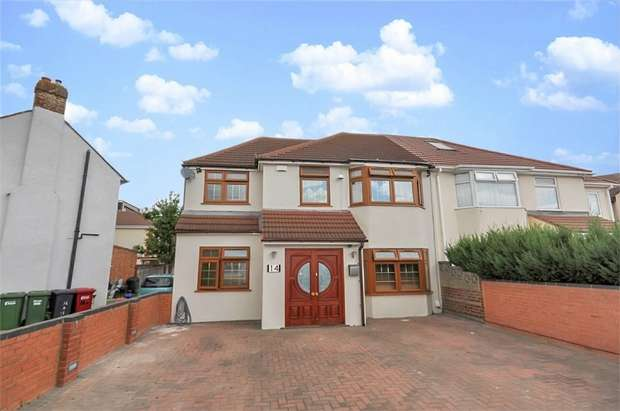 5 Bedrooms Semi Detached House for sale in Thurston Road, Slough, Berkshire