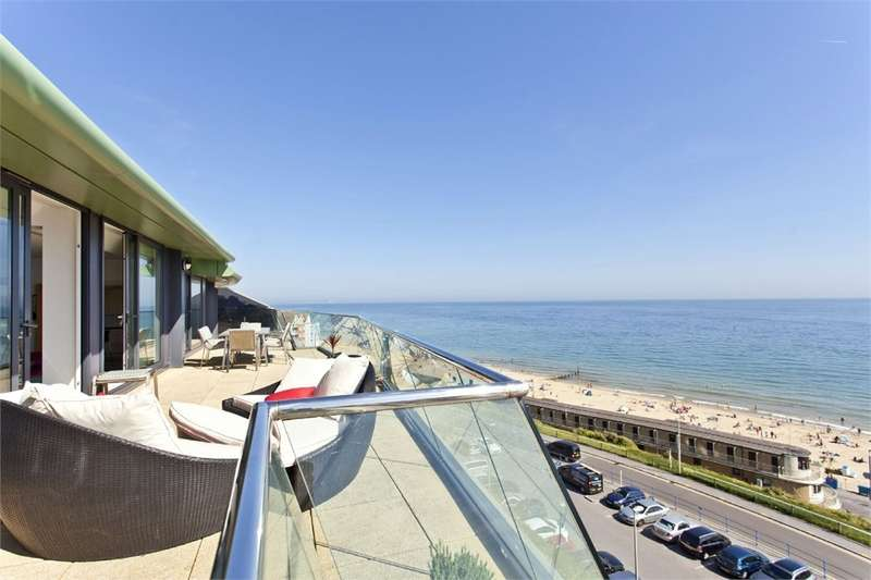 4 Bedrooms Flat for sale in Flat 28, The Point, Marina Close, Boscombe, BOURNEMOUTH, Dorset